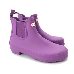 Hunter Original Chelsea Waterproof Ankle Rain Boot